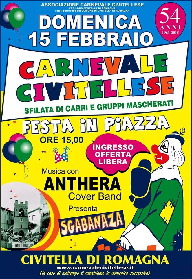 Carnevale di Civitella di Romagna