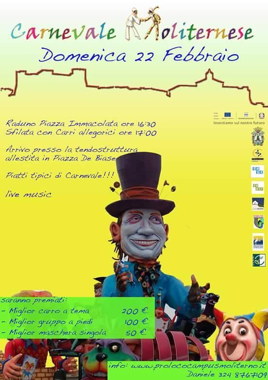 Carnevale di Moliterno Moliternese