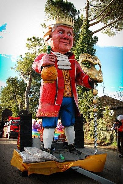 Carnevale di Bassano Romano