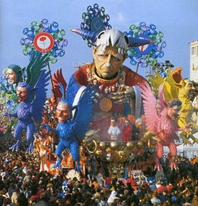 Carnevale di Castelnovo di Sotto Al Castlein