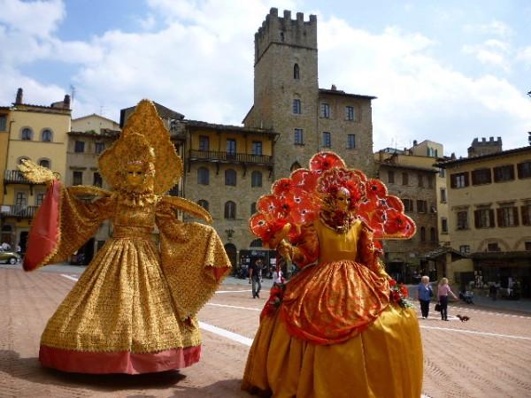 Carnevale di Castiglion Fibocchi o dei Figli di Bocco