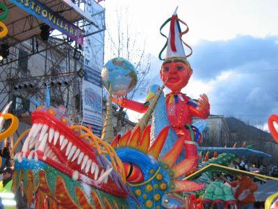 Carnevale di Castrovillari del Pollino