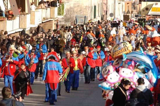 Carnevale di Civita Castellana
