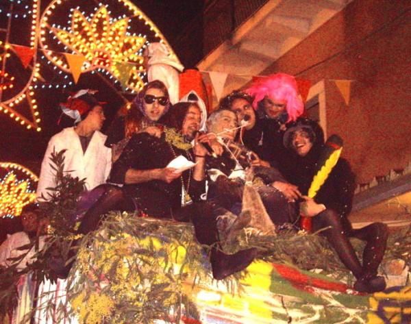 Carnevale di Francavilla di Sicilia