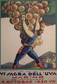 Carnevale di Marino Sagra dell'uva