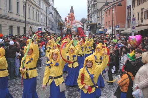Carnevale di Monfalcone