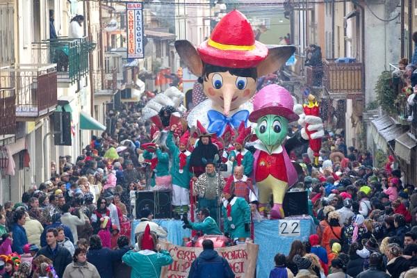 Carnevale di Monteforte d'Alpone
