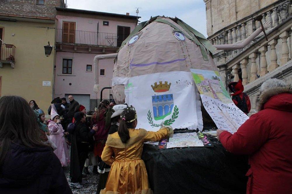 Carnevale di Scurcola Marsicana