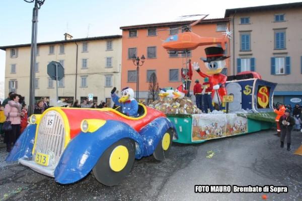 Carnevale di Brembate di Sopra