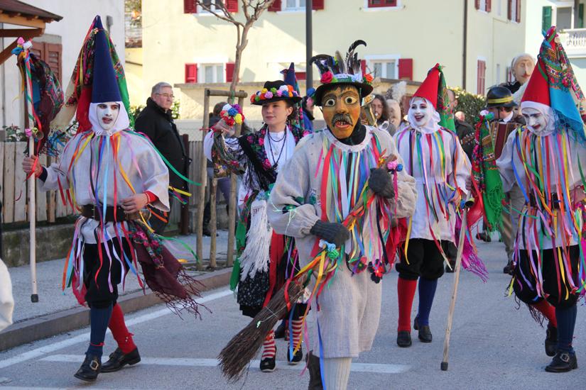 Carnevale di Canale d'Agordo