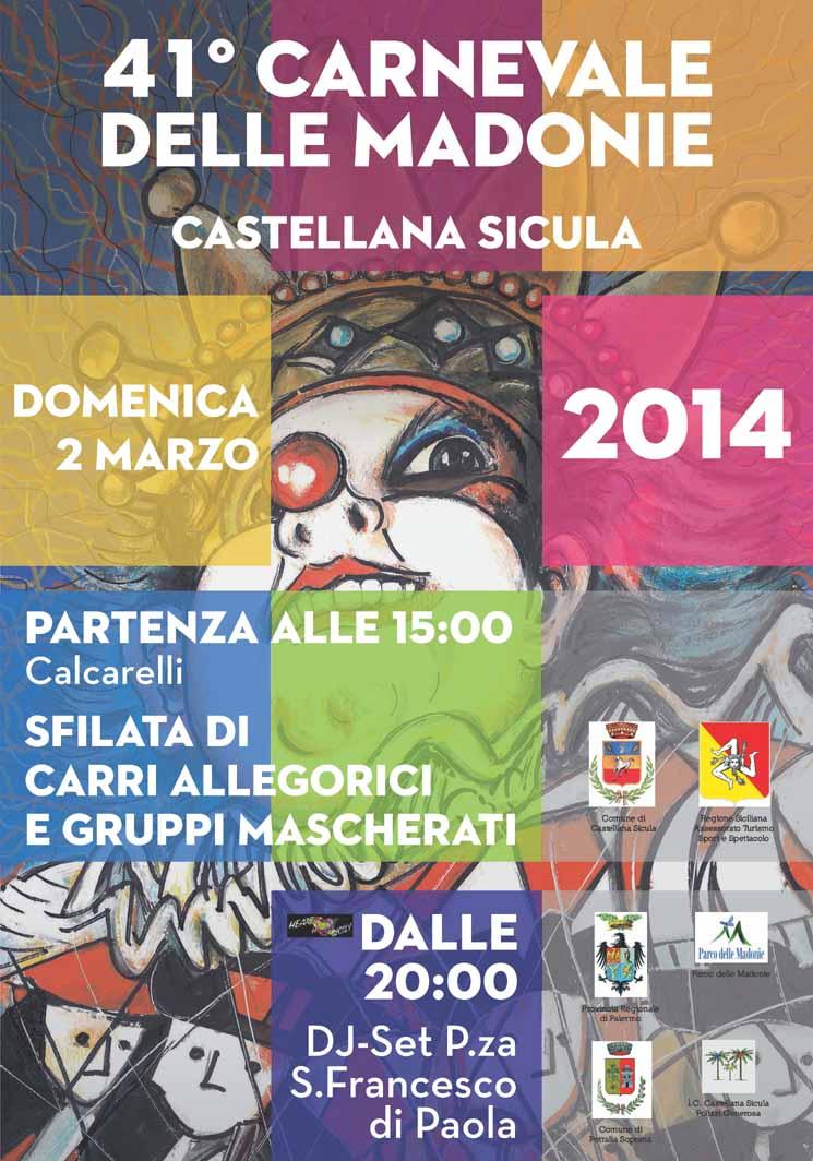 Carnevale di Castellana Sicula