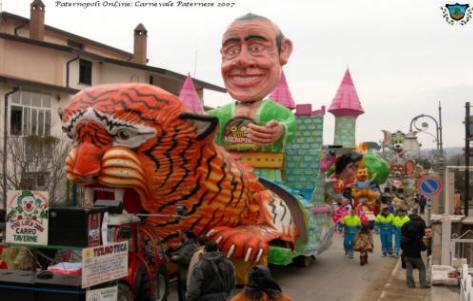 Carnevale di Castelvetere