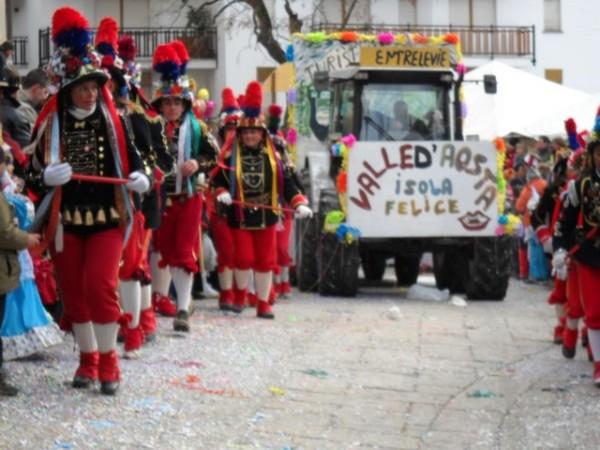 Carnevale di Courmayeur