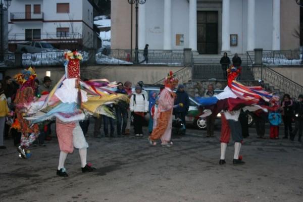 Carnevale di Dosoledo Santa Plonia