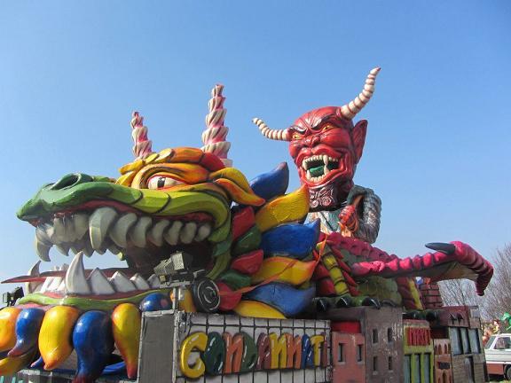 Carnevale di Erbusco