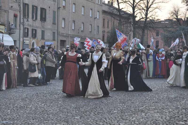 Carnevale di Ferrara o Rinascimentale