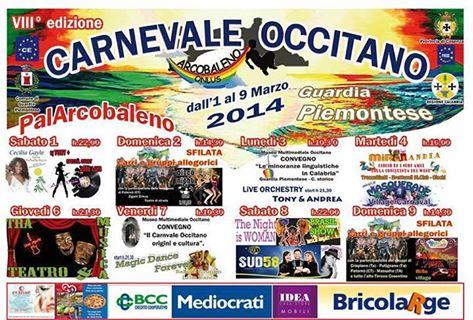 Carnevale di Guardia Piemontese Occitano