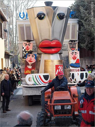 Carnevale di Muggia de Muja