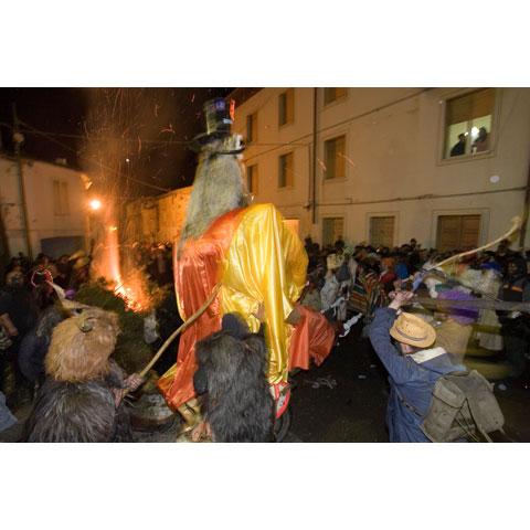 Carnevale di Ovodda