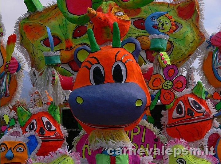 Carnevale di Pont Saint Martin