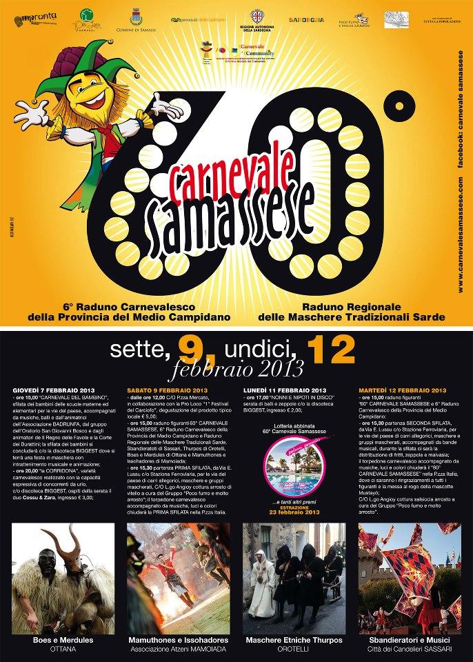Carnevale di Samassi