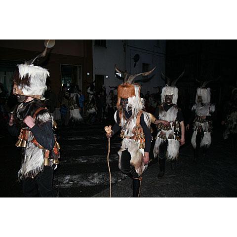 Carnevale di Samugheo