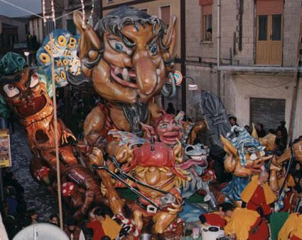 Carnevale di San Gavino Monreale