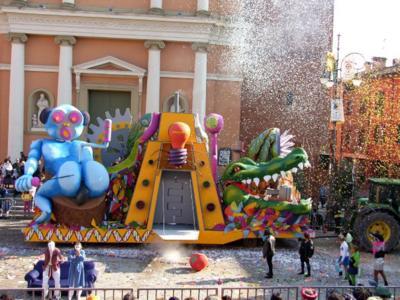 Carnevale di San Giovanni in Persiceto