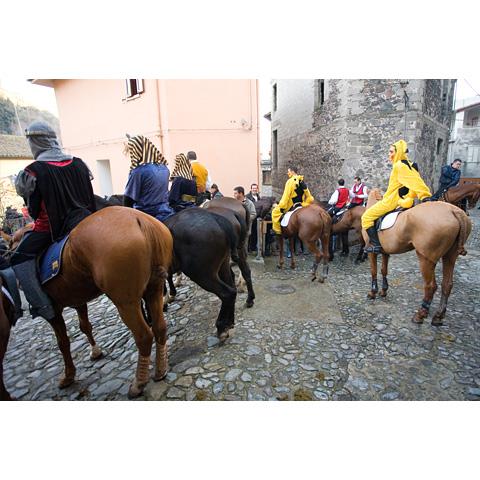 Carnevale di Santu Lussurgiu Lussurgese