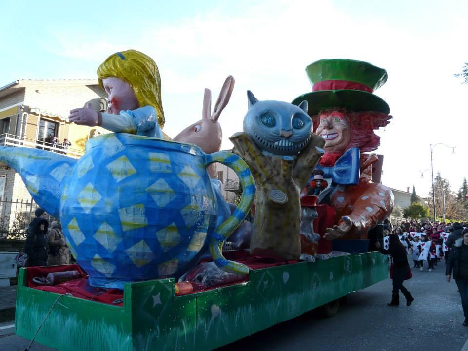 Carnevale di Vitorchiano